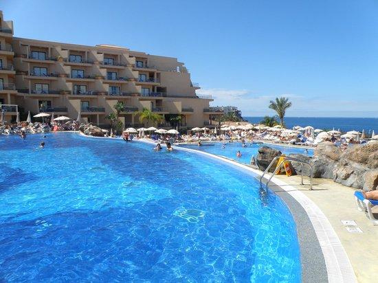 ClubHotel Riu Buena Vista : muy buenas piscinas