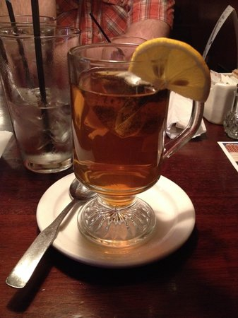 Fountain on Locust: Hot toddy