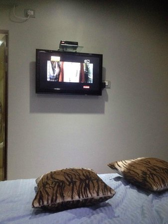 Newtown Inn: TV