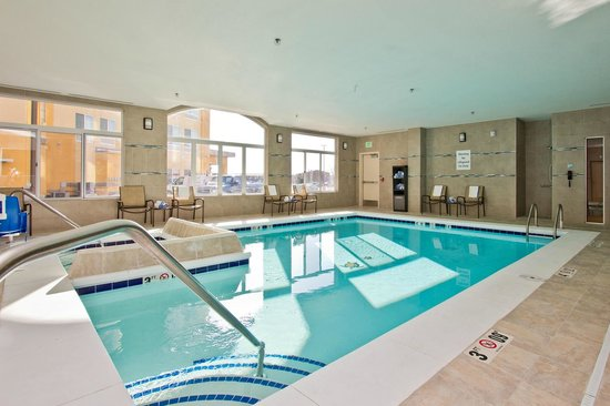 Indoor Swimming Pool Picture Of Holiday Inn Express