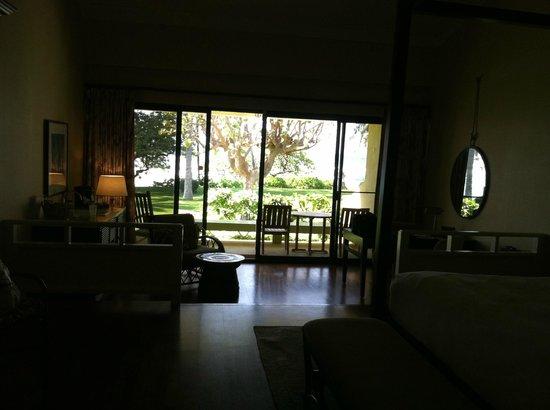 Turtle Bay Resort: Large, spacious Cottage room