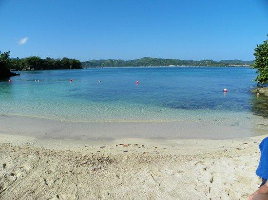 Grand Palladium Lady Hamilton Resort & Spa: Coral Beach,plage adulte.
