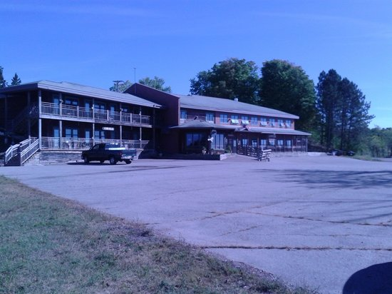 Rib Lake, WI: motel