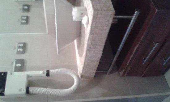 RQ Santiago : Banheiro