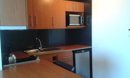 RQ Santiago : Cozinha