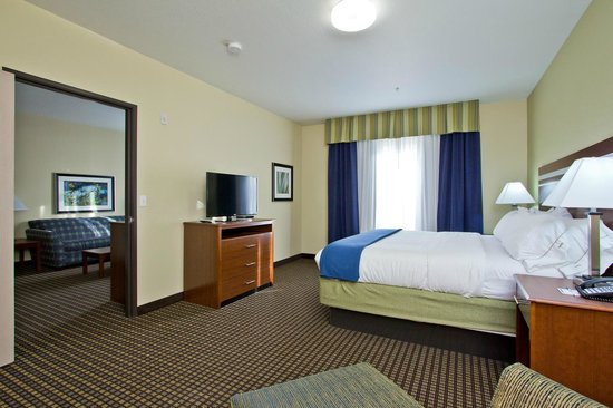 Holiday Inn Express Hotel & Suites Denver East-Peoria Street: Two Room King Suite