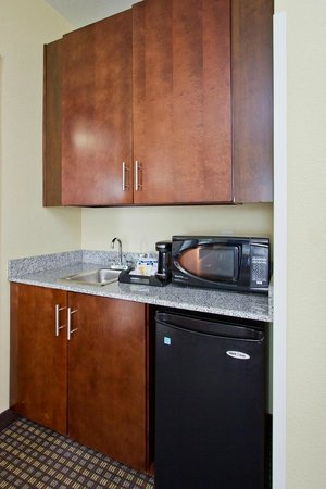 Holiday Inn Express Hotel & Suites Denver East-Peoria Street: Wet Bar