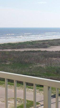 Holiday Inn Club Vacations Galveston Beach Resort: View