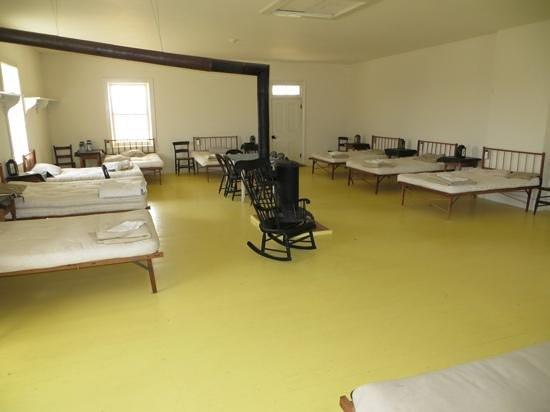 Fort Larned National Historic Site: Hospital