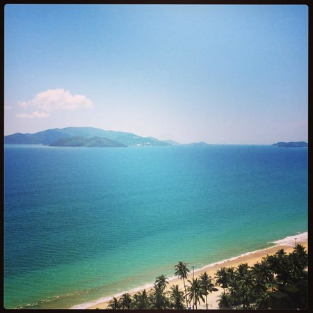 Sheraton Nha Trang Hotel and Spa: Room with a view