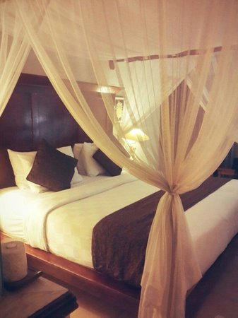 Ramayana Resort & Spa: Our room.. i love it..