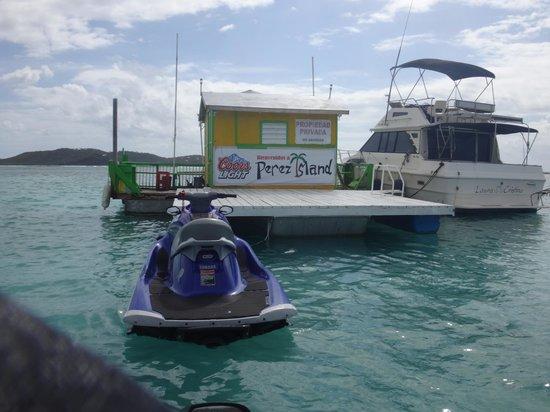 Culebra Eco Tours: 1st Stop at Perez Island