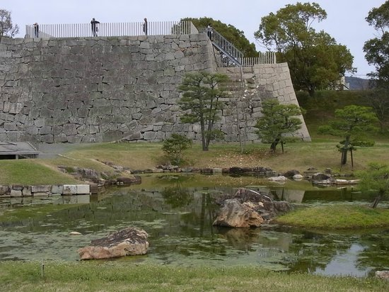 Remains of Ako Castle: 5. 天守台