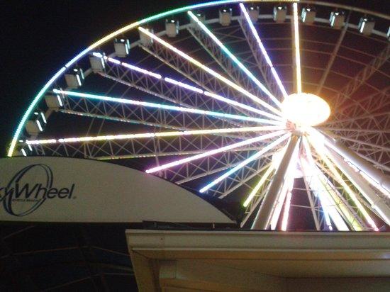 Myrtle Beach SkyWheel: nice lights