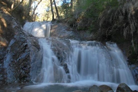 Cascada de los Duendes: cascada