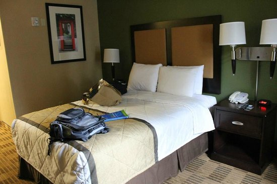Extended Stay America - New Orleans - Metairie: Bed