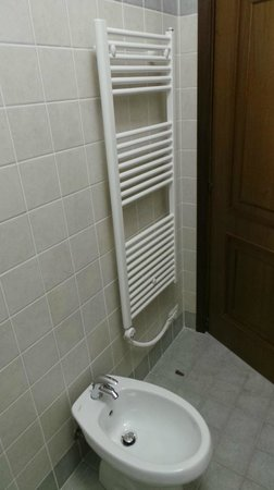 B&B La Roverella: Towel Warmer