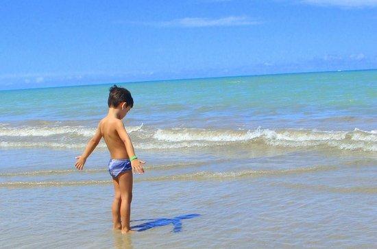 Salinas Maragogi All Inclusive Resort: mar