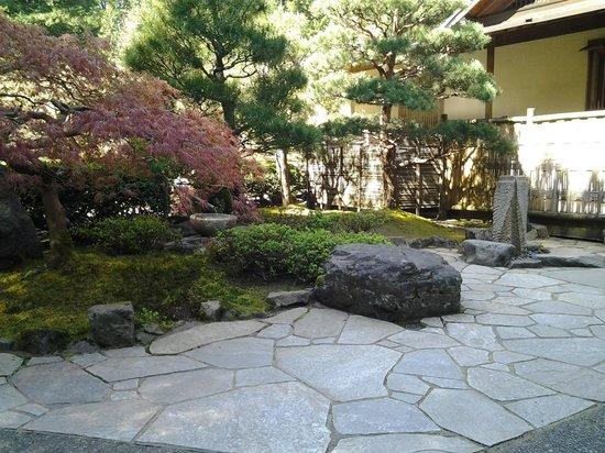 Portland Japanese Garden: Japanese Garden, Portland OR