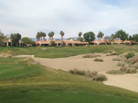 "PGA West TPC Stadium Golf Course: A lot of ""beach"" abounds on the Stadium Course!"