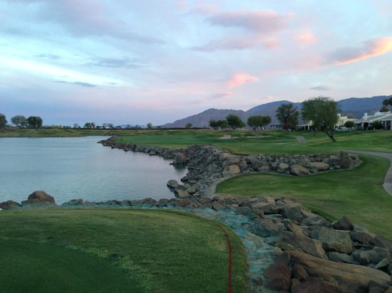 PGA West TPC Stadium Golf Course: Don't Go Left!!!