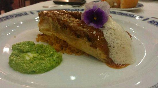 Casa 9 Restaurante : segundos