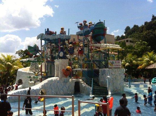 Bukit Gambang Resort City : Themepark