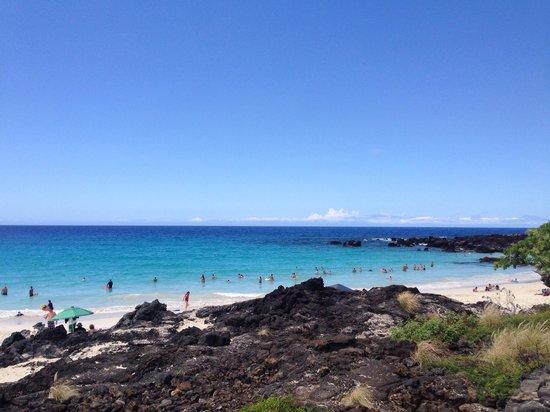 Manini'owali Beach (Kua Bay): Linda praia!
