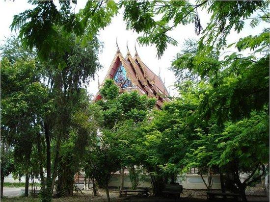 Wat Nake Khammaram: พระอุโบสถ วัดเนกขัมมาราม