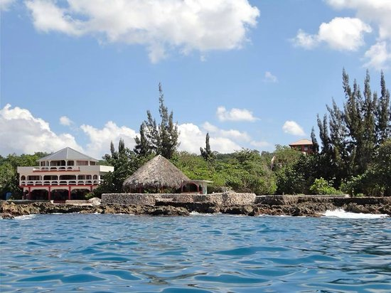 Coral Cove Resort : Beauty surrounds