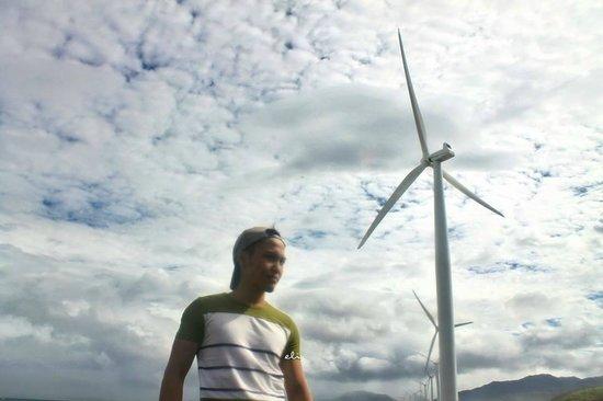 Bangui Windmills : me