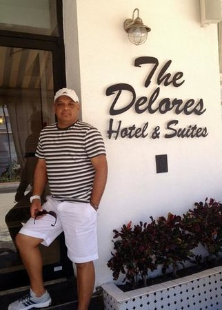 Odyssey of South Beach Hotel : The Delores @ South Beach