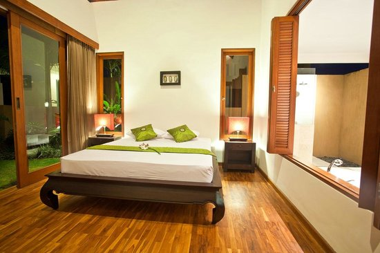 Sahaja Sawah Resort : sahaja bedroom