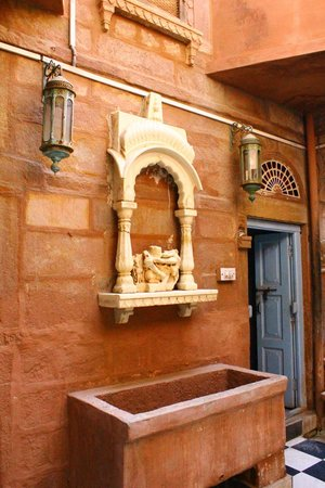Gouri Heritage Haveli: Interiors