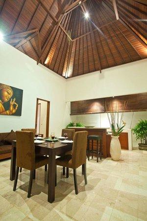 Sahaja Sawah Resort : sahaja kitcken