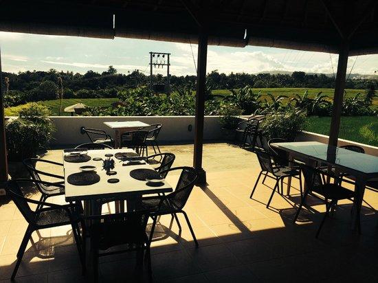 Sahaja Sawah Resort: restaurant