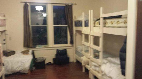 Golden Tree Hostel: dorm