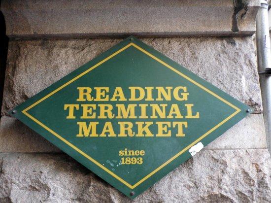 Reading Terminal Market: Cartel