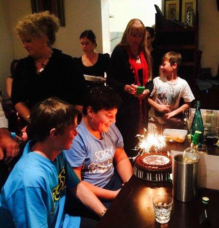 Safari Club Bar & Grill: A Birthday Dinner To Remember