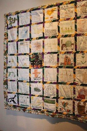 The Presbytere: katrina exhibit