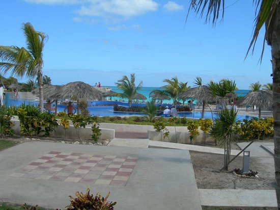 Hotel Cayo Santa Maria : beau site