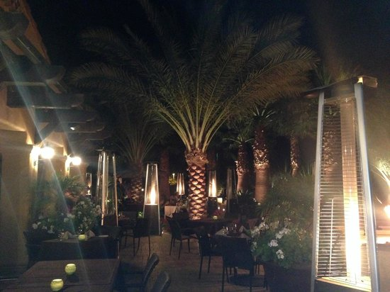 Arnold Palmer's Restaurant: Beautiful Outdoor Dining