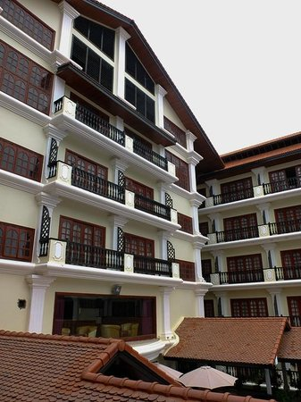 Regency Angkor Hotel : room view