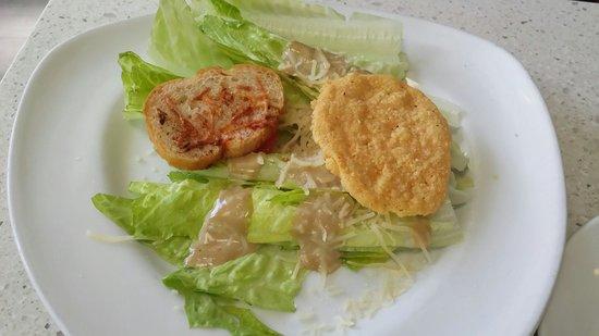 Lulu California Bistro: Cesar salad