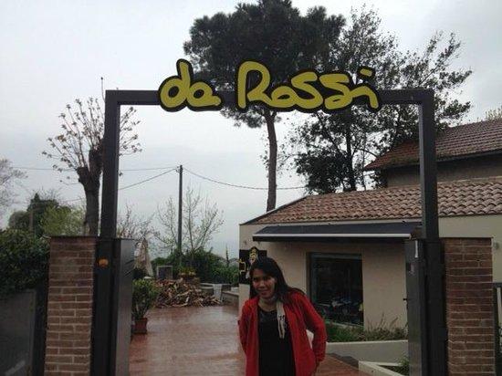 Ristorante Pizzeria Da Rossi : The best pizza ever