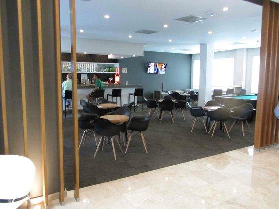 Radisson Poliforum Plaza Hotel Leon: Bar