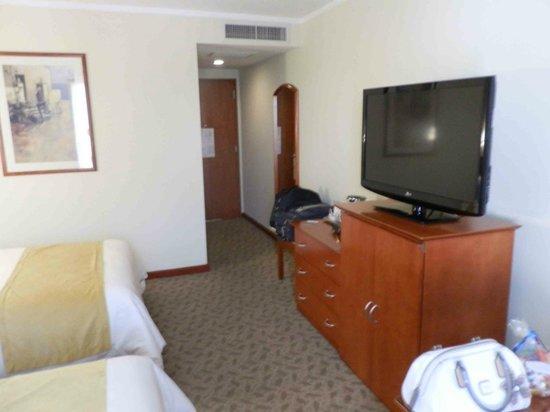 Radisson Poliforum Plaza Hotel Leon: Habitación