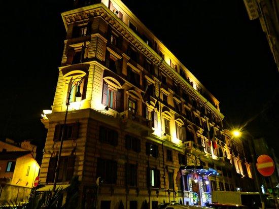 Hotel Sofitel Roma Villa Borghese