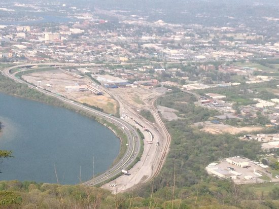 The Lookout Mountain Incline Railway: lookout mt