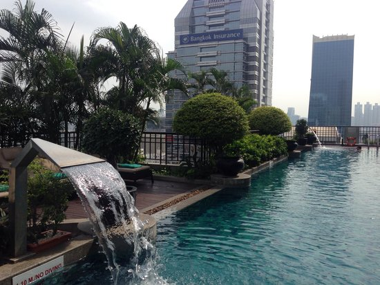 Banyan Tree Bangkok: Honeymoon Heaven